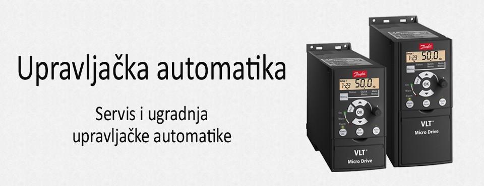 Upravljačka automatika
