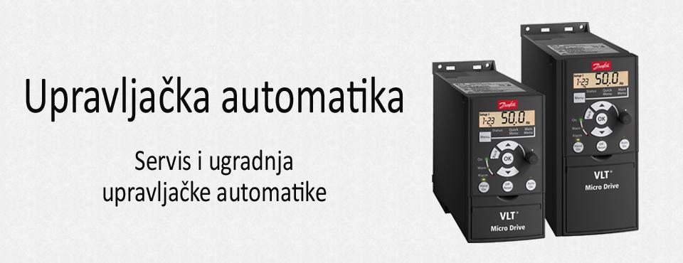Servis i ugradnja upravljačke automatike